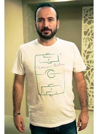 Yeşilay Ertem Şener Tişört Beyaz